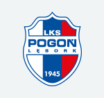 pogon-lebork logo klubu