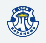 świt baranowo logo klubu