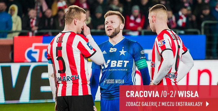 Galeria z meczu Cracovia - Wisła 2020