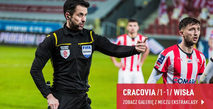 Galeria z meczu Cracovia - Wisła Kraków 2020