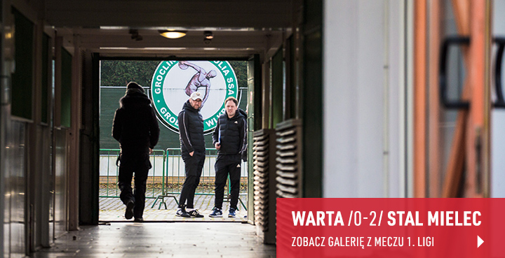 Galeria z meczu Warta Poznań - Stal Mielec 2019