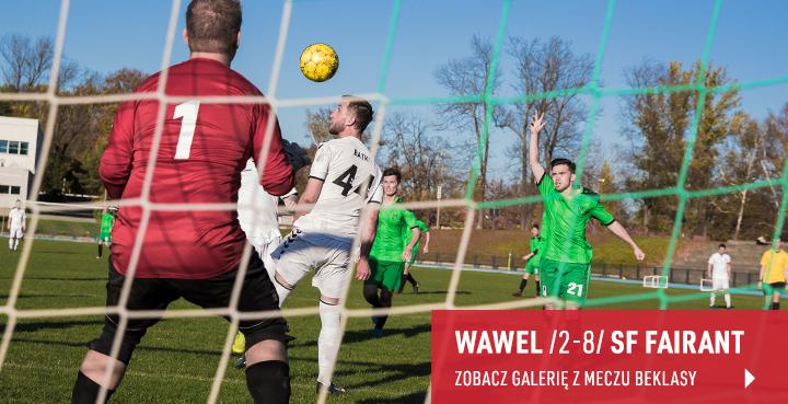 Galeria z meczu Wawel Kraków - SF Fairant 2019