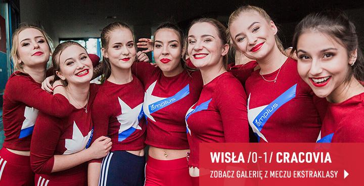 Galeria z meczu Wisła - Cracovia 2019