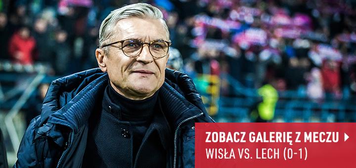 Galeria z meczu Wisła Kraków-Lech Poznań 2018
