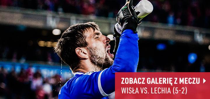 Galeria z meczu Wisła Kraków - Lechia Gdańsk 2018