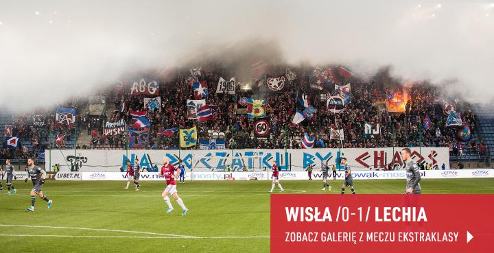 Galeria z meczu Wisła Kraków - Lechia Gdańsk 2019