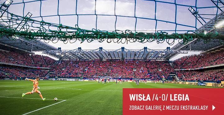 Galeria z meczu Wisła - Legia w marcu 2019 r.