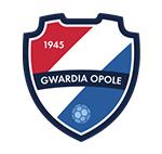 Gwardia Opole logo klubu