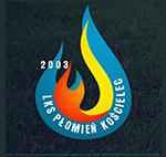 Płomień Kościelec logo klubu
