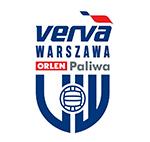 Verva Warszawa logo klubu