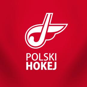 Hokeiści z laską w logo