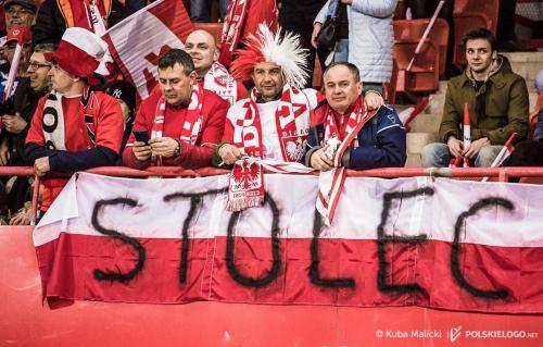Austria - Polska, EURO 2020 Qualifications; Photo: © Jakub Malicki / polskielogo.net