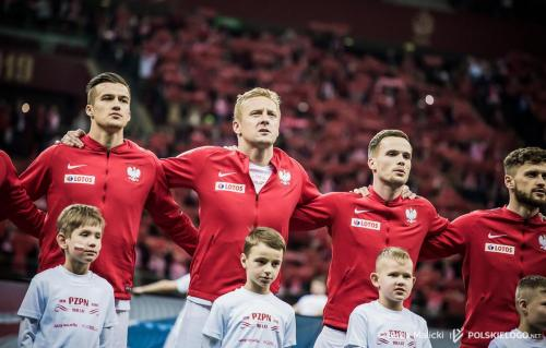 EURO 2020 Qualifications: Poland - Latvia 2-0 Photo by © Jakub Malicki / polskielogo.net