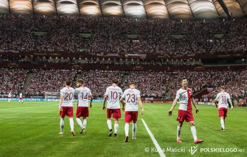 Polska - Izrael 2019, Stadion Narodowy, Eliminacje Euro 2020