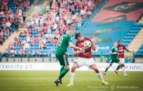 Wisła Kraków - Śląsk Wrocław 2019-20