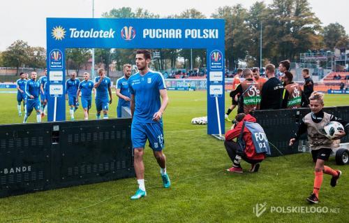 Chrobry Głogów - Lech Poznań 2019, Puchar Polski, Foto: Jakub Malicki