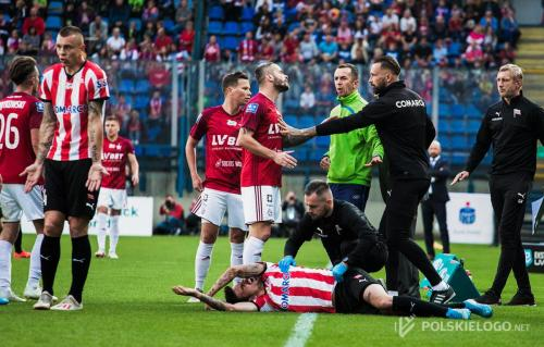 Wisła - Cracovia 2019-20 Foto: Jakub Malicki
