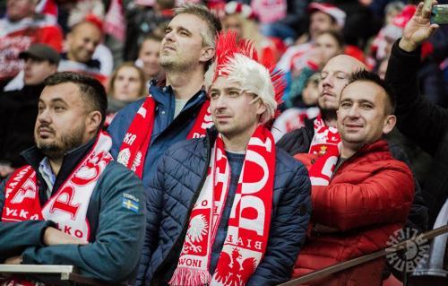 Polska - Słowenia, Eliminacje Mistrzostw Europy 2020; foto: Jakub Malicki