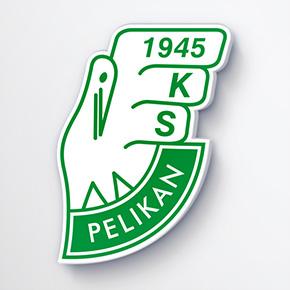 Wysokiego lotu znak Pelikana